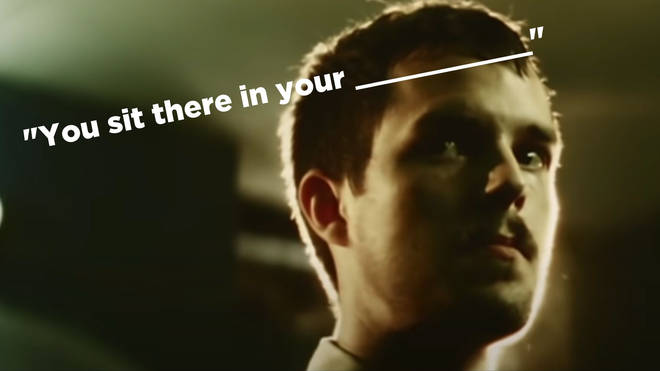 The Killers' When You Were Young video