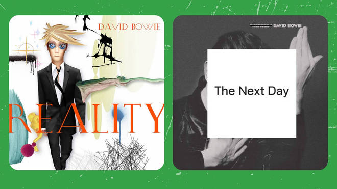 David Bowie - Reality (2003) and The Next Day (2013)