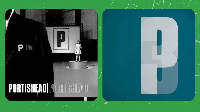 Portishead - Portishead (1997) and Third (2008)
