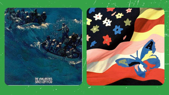 The Avalanches - Since I Left You (2000) and Wildflower (2016)