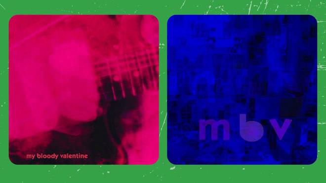 My Bloody Valentine – Loveless (1991) and mbv (2013)