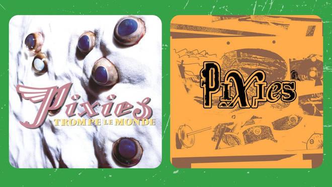 Pixies - Trompe Le Monde (1991) and Indie Cindy (2014)
