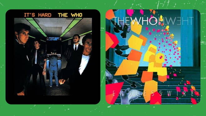 The Who - It's Hard (1982) and Endless Wire (2006)