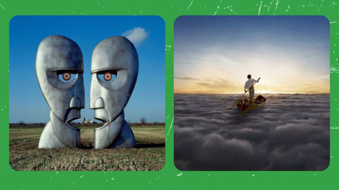 Pink Floyd - The Division Bell (1994) and The Endless River (2014)