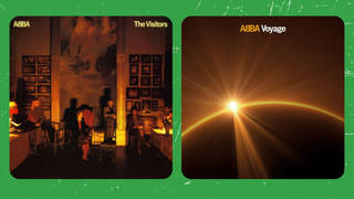 ABBA - The Visitors (1981) and Voyage (2021)