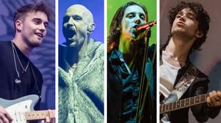 Sam Fender, James, Catfish and the Bottlemen and Inhaler all performed at Neighbourhood Weekender 2021