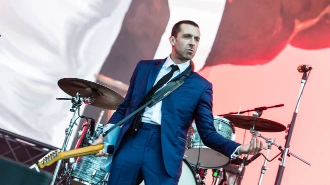 Miles Kane took to the Neighbourhood Weekender 2021 stage on Sunday