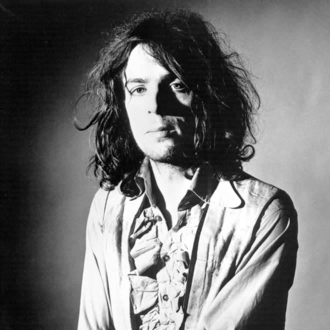 Syd Barrett in 1970