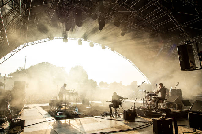The Cinematic Orchestra at Cross The Tracks 2021