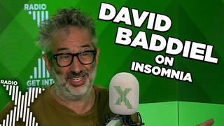 David Baddiel reveals Insomnia