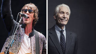 Richard Ashcroft pays tribute to The Rolling Stones drummer Charlie Watts