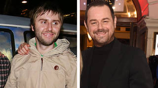 James Buckley and Danny Dyer
