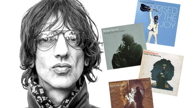 Richard Ashcroft - and some of his biggest songs