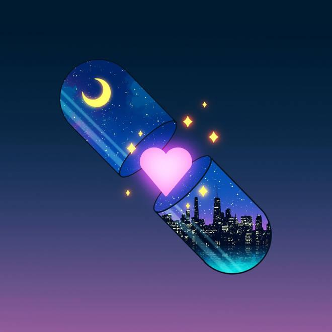The Vaccines Back In Love City album