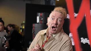 """John Lydon - Premiere Of Epix's """"Punk"""" - Arrivals"""