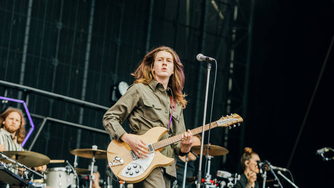 Blossoms playing TRNSMT on Friday, 10th September.