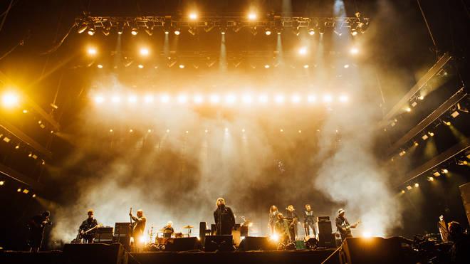 Liam Gallagher headlining TRNSMT Festival 2021 on 11th September.