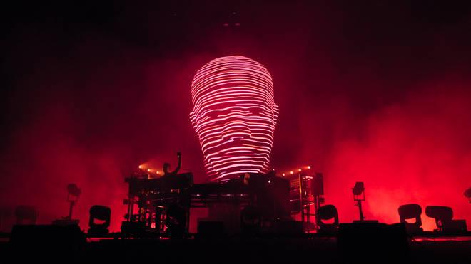 The Chemical Brothers headlining TRNSMT Festival on 12th September.