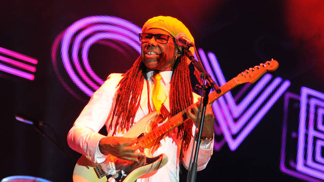 Nile Rodgers of Chic headlines Bestival in 2014