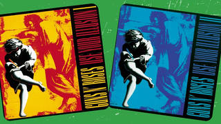 Guns N'Roses - Use Your Illusion I and II. Two double albums for the price of one!