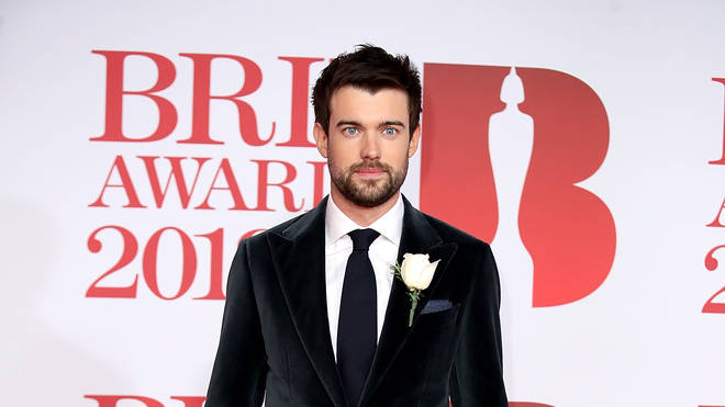Jack Whitehall at the BRIT Awards 2018