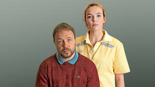 Stephen Graham and Jodie Comer in Channel 4's Help