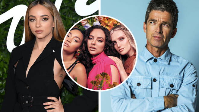 Little Mix's Jade Thirwall hits back at Noel Gallagher
