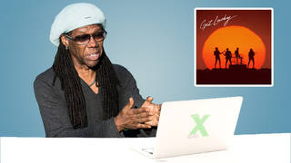 Nile Rodgers breaks down his most famous songs for Radio X