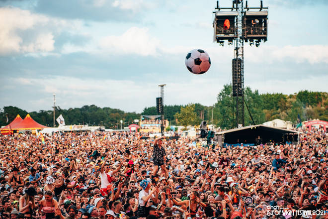 Isle Of Wight Festival 2021 in pictures - Radio X