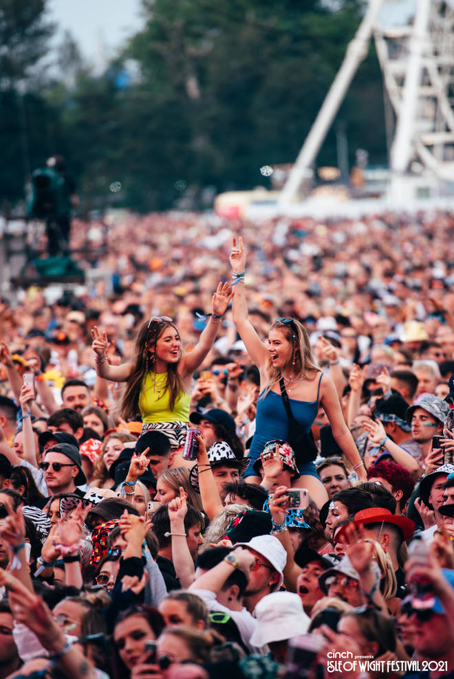 The Isle Of Wight Festival's long-awaited return was truly epic.