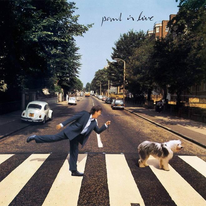 Paul McCartney's Paul Is Live album (1993)