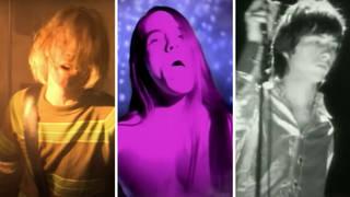 Stars of 1991:  Kurt Coban, Anthony Kiedis and Bobby Gillespie