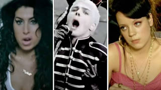 Amy Winehouse, My Chemical Romance and Lily Allen