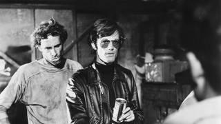 Bruce Dern and Peter Fonda in The Wild Angels