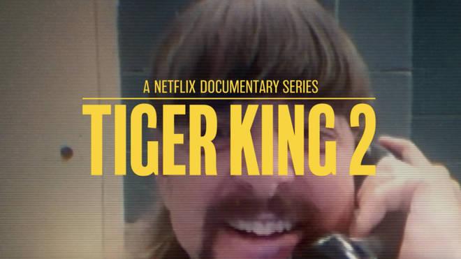 Netflix has announced Tiger King 2