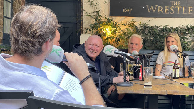 Shaun Ryder is this year's special Pubcast guest!