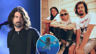 Dave Grohl reminisces over Nirvana's Nevermnind