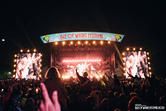 Isle Of Wight Festival made a triumphant return in 2021.
