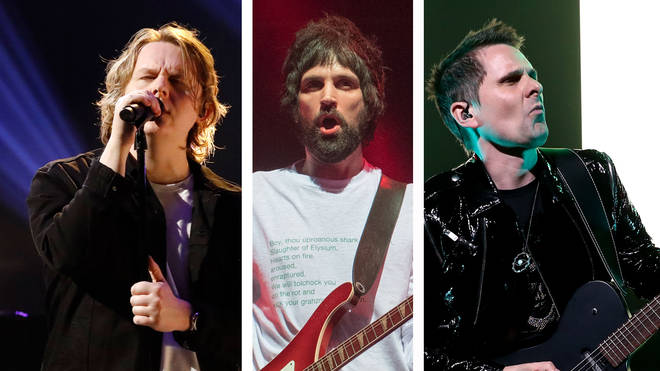 Lewis Capaldi, Kasabian and Muse will headline Isle of Wight 2022