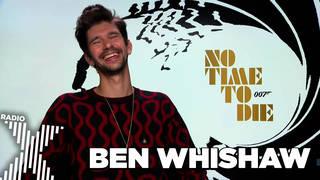 Ben Whishaw on The Chris Moyles Show
