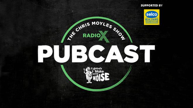 The Chris Moyles Show Pubcast 2021