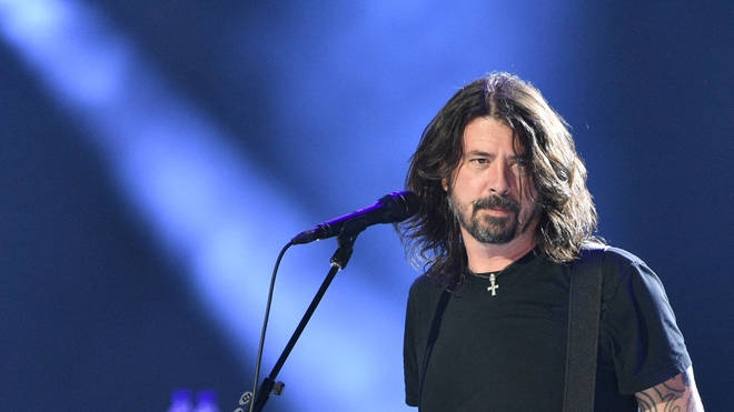 Dave Grohl in 2021