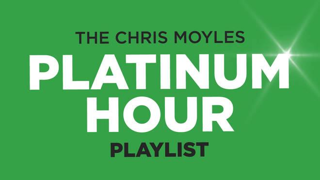 The Chris Moyles Platinum Hour Playlist