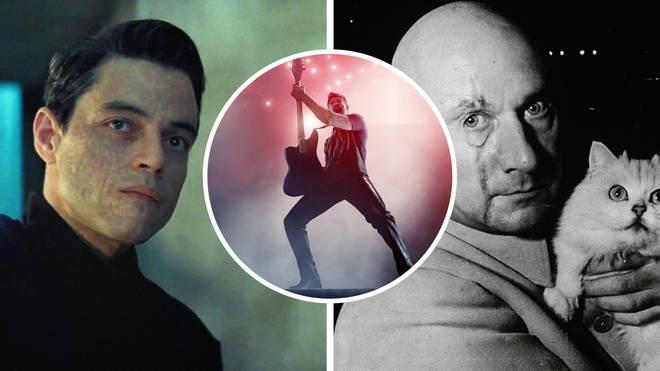 Bond villain or rock band superstar?
