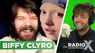 Biffy Clyro's Simon Neil talks to Rich Wolfenden