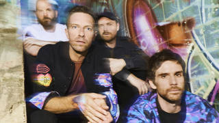 Coldplay 2021
