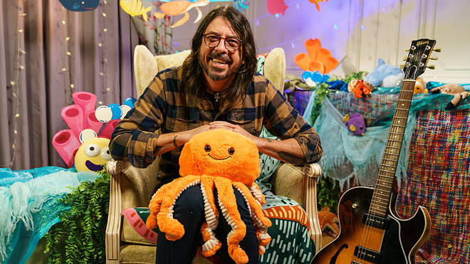 Dave Grohl to read CBeebies Bedtime Story