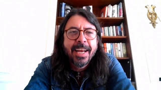 Dave Grohl talks to Chris Moyles