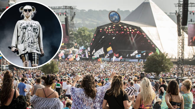 Billie Eilish is the first artist to be confirmed for Glastonbury 2022