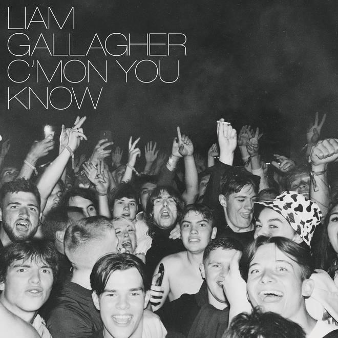 Liam Gallagher - C'mon You Know album cover